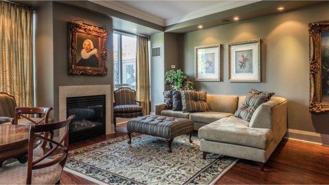 Scrivener Living Room