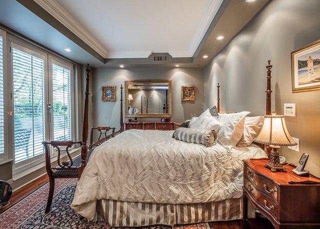 Scrivener Master Bedroom